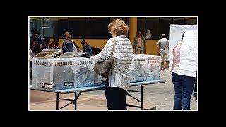 López Obrador aventaja en encuestas de salida de Mitofsky