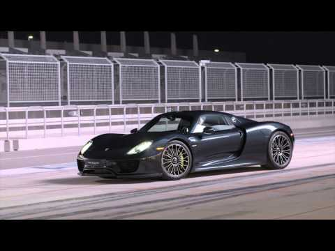 2014 Porsche 918 Spyder Review - TEST/DRIVE