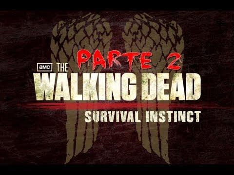 The Walking Dead: Survival Instinct (Parte 2) - Muriendo Like a Boss - En Espa ñol by Xoda