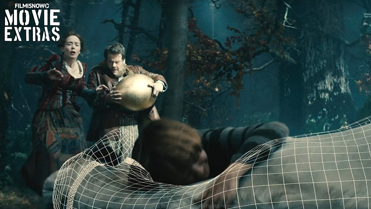 Into the Woods VFX Breakdown By MPC (2014)