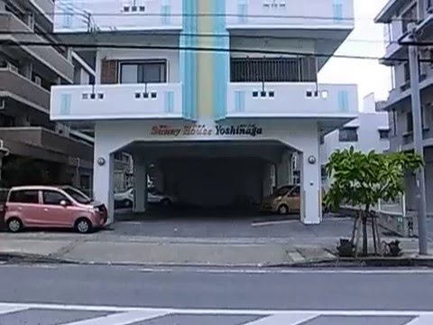 那覇市天久 (新都心) 1K 4万円 アパート