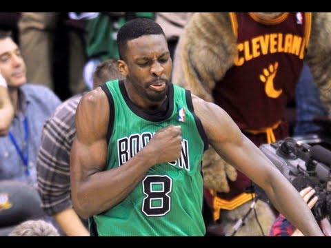 Jeff Green 21 points and game-winner - Highlights vs Cleveland Cavaliers 3/27/2013