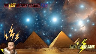 Why are the Pyramids Aligned with Orion's belt?