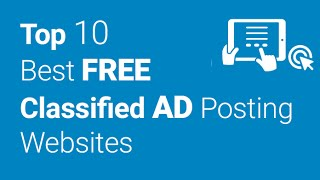 Best Free Classified ads Posting Sites in India
