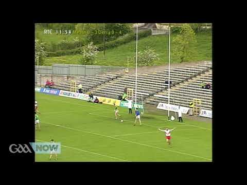 GAANOW Rewind: 2000 Allianz Football League Final Derry v Meath
