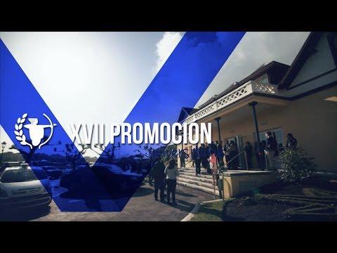 Graduación XVII Promoción Universitaria de CESINE