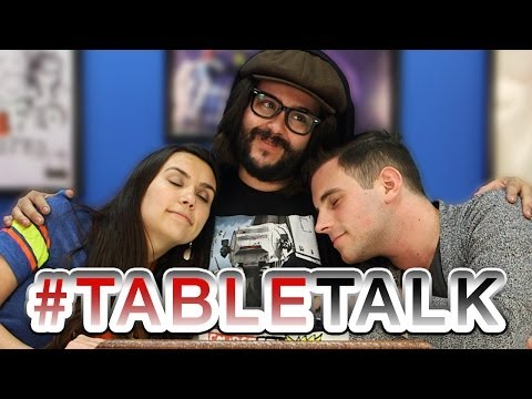 All the Sex You Want on #TableTalk!