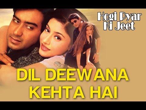 Dil Deewana Kehta Hai - Hogi Pyar Ki Jeet | Arshad Warsi & Mayuri Kango | Udit Narayan video