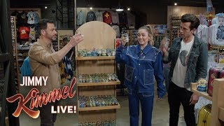 Jimmy Kimmel Helps Miley Cyrus Mark Ronson With 39 Nothing Breaks Like A Heart 39