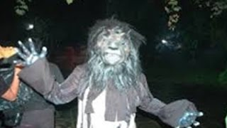 Video Penampakan Hantu Genderuwo di Lampung Sangat Jelas & Menyeramkan
