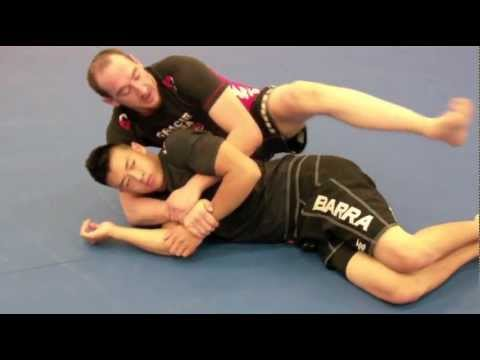 No Gi Grappling Video: Attacks From Side Control - Taking the Back with Tim Gillette Image 1