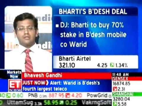 Bharti Airtel to buy stake in Bangladesh operator Warid
