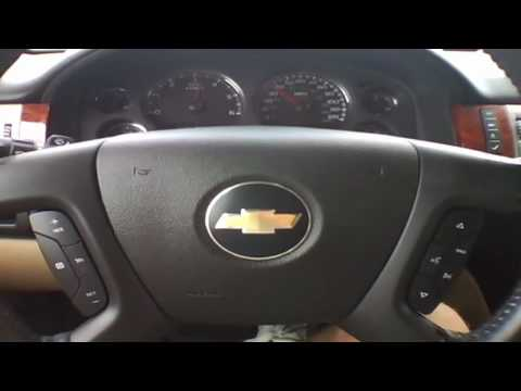 2007 Chevrolet Tahoe (Quick Kickdown) Test Drive