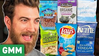Salt & Vinegar Snack Taste Test