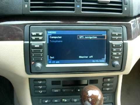 Bmw E46 Bluetooth W Voice Command And Emergency Assist