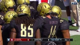 2017 #1 Alabama vs. Vanderbilt (HD)