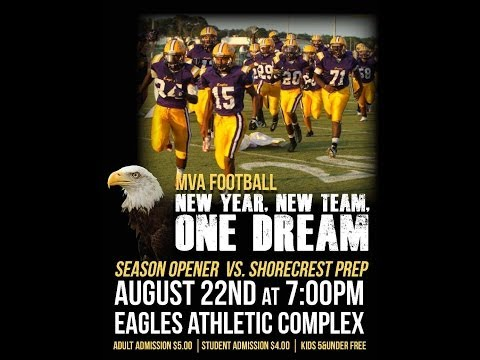 MONTVERDE ACADEMY FOOTBALL DOCUMENTARY 2013 SEASON PT1