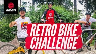 Retro Mountain Bike Challenge!