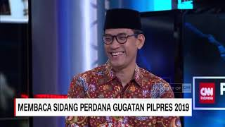 Tim Hukum Jokowi Ma'ruf  Sidang Kali ini Baru Permukaan, Esensi Ada di Putusan