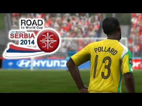FIFA 13 - RTWC Serbia 2014 - Guyana vs. Canada