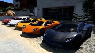 download lagu Gta V  Lamborghini Miura & Countach & Diablo gratis