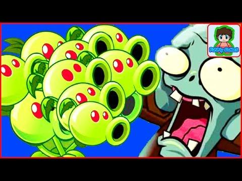 Игра Зомби против Растений 2 от Фаника Plants vs zombies 2 (122)