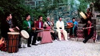 Faraj Alipour, Shaho Andalibi, Kordi and Lori music