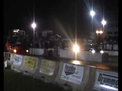 CECIL X275 DRAG RADIAL FINALS  ELIMINATIONS AUGUST 2012.wmv SCSO
