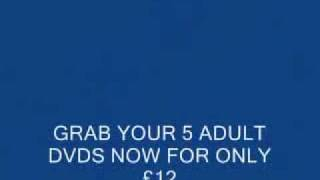 ADULT SEXY HOT DVD