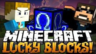 Minecraft: LUCKY BLOCK CHALLENGE GAMES - OMEGA LUCKY BLOCKS?!