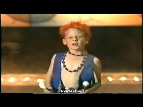 Kinderen voor Kinderen Festival 1990 - De drummer