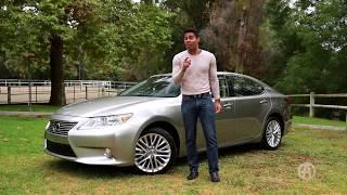 2015 Lexus ES 350 | 5 Reasons to Buy | Autotrader