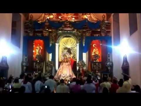 Salve y Subida de Nuestra Santísima Virgen de La Merced, 2014