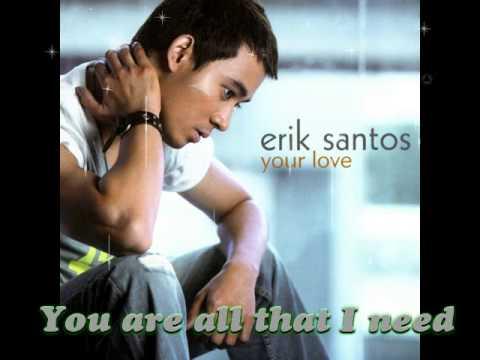 Erik Santos - All That I Need