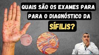 Exame de Sífilis - VDRL e FTA - ABS