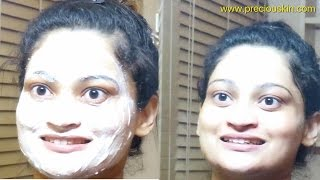 Whitening Facewash/Pack | Reduces Tan, Pigmentation, Acne Scars| Instant GLOW