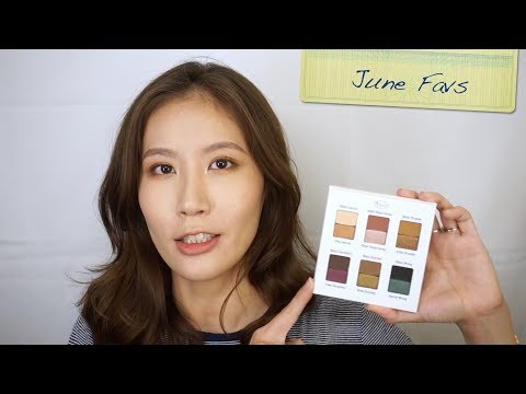 Celeste Wu 大沛 | 2018年6月愛用彩妝品