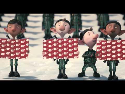 Секретная служба Санта-Клауса / Arthur Christmas - трейлер