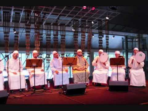 Maadihul Mustafa (10b) 'ya Imam Rusli-ya Habibi Kaifa Ashqa-ya Thoiba-sidnan Nabi' [20100424] video