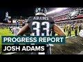 RB Josh Adams: Progress Report   Philadelphia Eagles