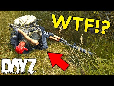[0.63/0.62] Teammate Turned Into A Ball!? - Funny & Fails #10 - DayZ Standalone