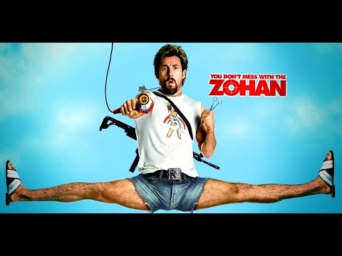 Adam Sandler Movies Full Length - You Don't Mess With The Zoha - Comedy movies