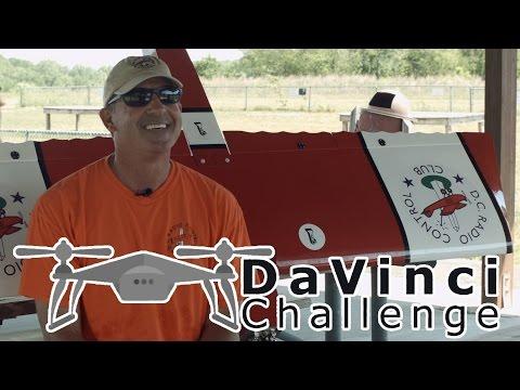 DC-Radio Club hosts DaVinci Challenge: Flight  Day VIII