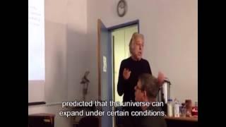 [ENGLISH SUBTITLES] Was Einstein Wrong ? Yes , Says Prof. Ramzi Suleiman