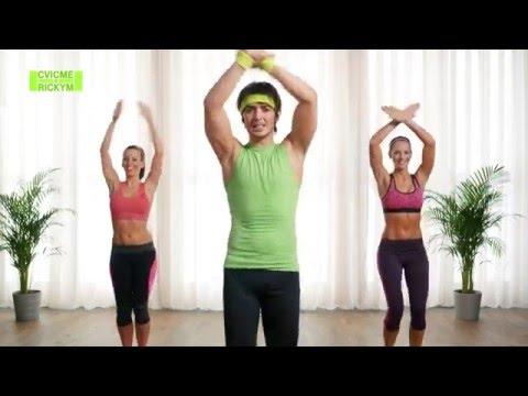 T-Mobile - Klinika inovativní péče: Superherospecial workout s Rickym