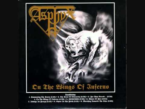 Asphyx - For They Ascend...
