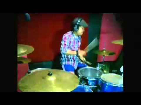 Endank Soekamti - Angka 8 drum cover