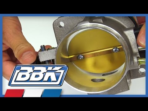 86-93 Mustang Throttle Body Overview