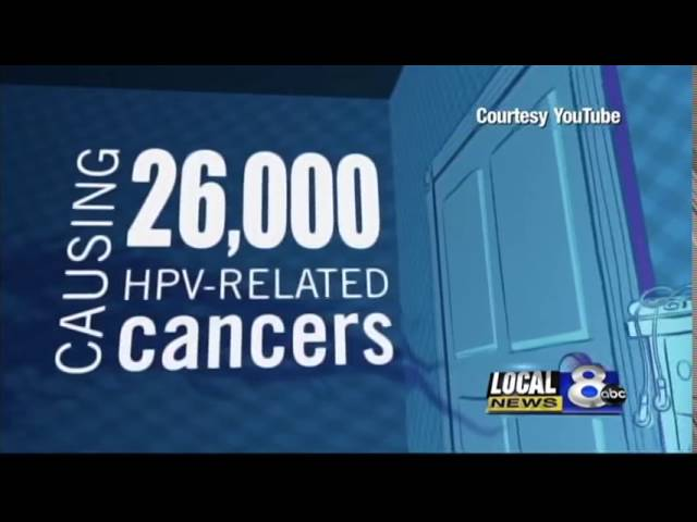 HPV vaccinations recommended for boys and girls