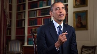 Weekly Address: Wishing the American People a Happy Thanksgiving  11/28/13